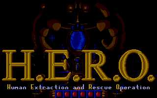 HERO - Human Extraction & Rescue Operation